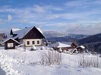 ubytování Skiareál Herlíkovice - Bubákov v apartmánu na horách - Vítkovice