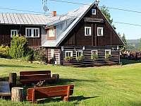 Chalupa k pronájmu - okolí Dolních Lysečin