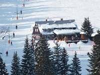 Chalupa k pronájmu - dovolená Krkonoše rekreace Velká Úpa - Pec pod Sněžkou