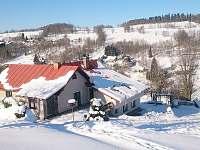 dům - rekreační dům k pronájmu Vysoké nad Jizerou - Horní Tříč