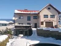 Rekreační dům na horách - okolí Roztok u Semil