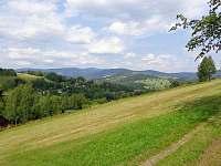 krásný výhled na hory