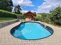 bazén 2 - Vysoké nad Jizerou - Sklenařice