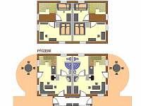 Zlatá Olešnice - apartmán k pronájmu - 14