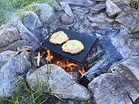 bramboráky - pronájem chalupy Velká Úpa