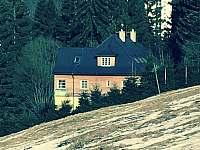 Dům od sjezdovky Javor - apartmán ubytování Pec pod Sněžkou