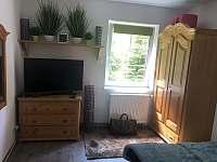 obývací pokoj - apartmán k pronájmu Pec pod Sněžkou