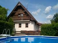 Chalupa k pronájmu - dovolená Adršpašsko rekreace Bobr - Žacléř