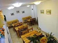 Chata Labaika - jídelna