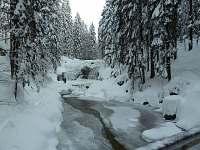 Harrachov, zimní zákoutí