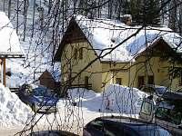 ubytování Lyžařský vlek Třešňovka - Horní Maršov na chatě k pronájmu - Prkenný Důl