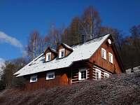 ubytování Lyžařský areál U Čápa - Příchovice v apartmánu na horách - Zlatá Olešnice