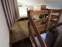 Apartmán pro dvě osoby foto 4 dvojlůžko