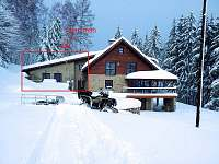 Apartmán na horách - okolí Dolních Štěpanic