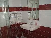 2.koupelna v patře - chalupa k pronájmu Poniklá