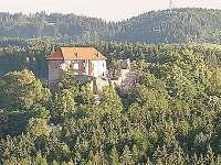 Hrad Pecka - 11 km - Souvrať