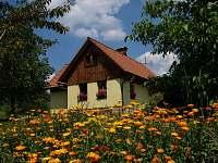 Chaty a chalupy Vřešťovský rybník na chalupě k pronajmutí - Souvrať