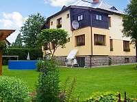 ubytování Ski areál Harrachov - Amálka Apartmán na horách - Harrachov
