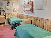 2 ložnice - chalupa k pronájmu Háje nad Jizerou - Loukov