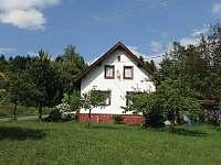 Chalupa Loukov - ubytování Háje nad Jizerou - Loukov