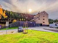 Apartmán na horách - dovolená Koupaliště Zákoutí Harrachov rekreace Harrachov