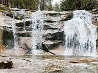 Mumlavské vodopády - Harrachov