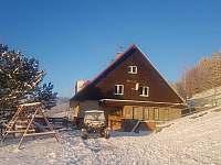Zima - chata ubytování Velká Úpa