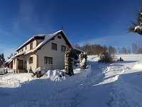 Chalupa k pronajmutí - zimní dovolená Vysoké nad Jizerou