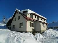 ubytování v penzionu na horách Vysoké nad Jizerou