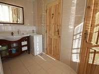 koupelna v přízemí - Rudník