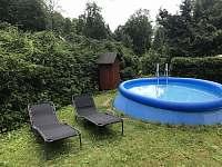 Bazén - apartmán k pronajmutí Bolkov