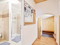 Chodba - apartmán k pronájmu Čistá v Krkonoších