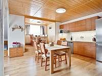 ubytování Skiareál Vrchlabí - Kněžický vrch v apartmánu na horách - Čistá v Krkonoších