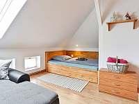 Obývací pokoj - apartmán k pronajmutí Čistá v Krkonoších