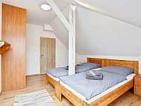Pokoj č.1 - pronájem apartmánu Čistá v Krkonoších