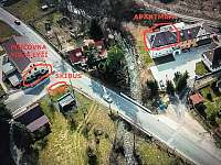 Skibus, půjčovna lyží a elektrokol - pronájem apartmánu Čistá v Krkonoších