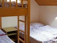 4-lůžkový pokoj - apartmán k pronajmutí Svoboda nad Úpou