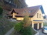Apartmán na horách - okolí Hertvíkovic