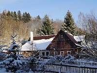 Chata k pronájmu - dovolená Krkonoše rekreace Rudník - Bolkov