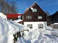 ubytování Ski areál Černá hora - Jánské Lázně Chata k pronajmutí - Svoboda nad Úpou