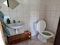 1-Luční-sprcha,WC na pokoji