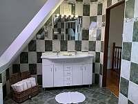Koupelna v podkroví - Nemojov - Starobucké Debrné