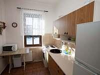 Apart. č.1. - kuchyň - Rudník - Javorník