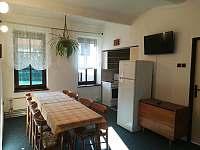 Apart. č.2. - sezení + kuchyň - k pronájmu Rudník - Javorník