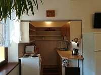 Apartmán č. 2 - kuchň - pronájem Rudník - Javorník