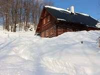 Lysečinky A v zimě - Horní Lysečiny