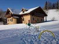 Levné ubytování v Krkonoších Apartmán na horách - Dolní Lysečiny