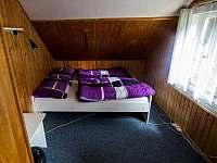 Pokoj 1 (3 lůžka) - chalupa k pronajmutí Strážné