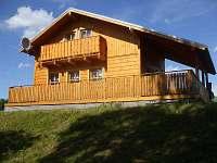 Chata Zlatá Olešnice léto 2013