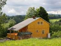 Zlatá Olešnice - chata k pronájmu - 2